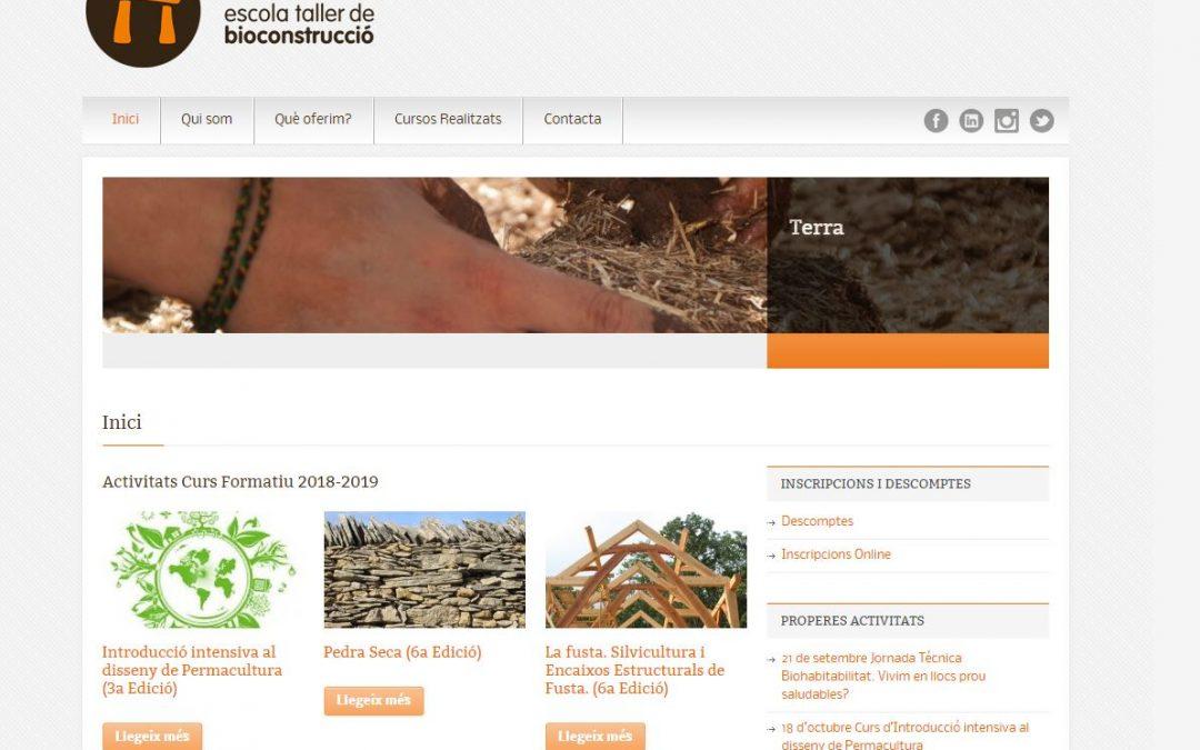 Nova pàgina web a Origens!
