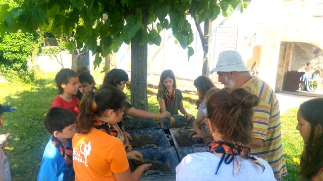 Casalet d'estiu en Bioconstrucció i Permacultura (2a edició)