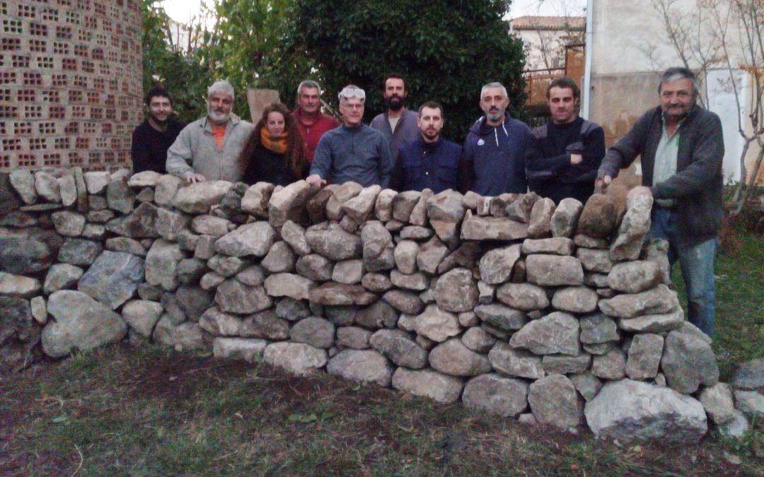 La Pedra Seca, patrimoni cultural de la humanitat.