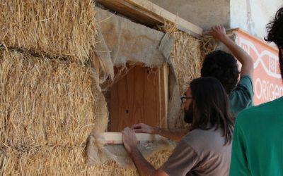 Curs de Construcció amb Bales de Palla i Revestiments Naturals (2a Edició)