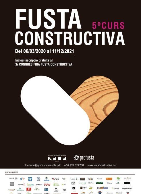 Fusta Constructiva 5º curs
